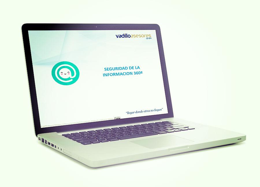 Vadillo asesores ayuda a las empresas a proteger su información con el producto 'Seguridad de la Información 360º', desarrollado en alianza con Derten Sistemas