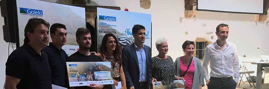 Talleres Arrano, cliente de Grupo Vadillo Asesores, premio Goieki al proyecto empresarial más innovador