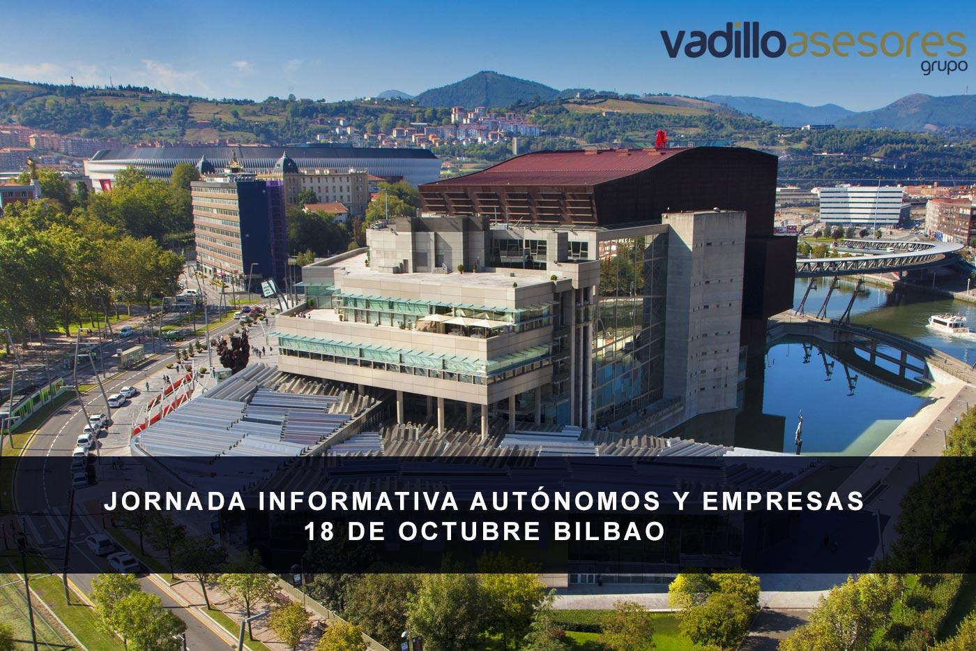 Hablamos del trabajo autónomo, LOPD y fiscalidad del autónomo Jornada informativa para autónomos y empresas en Bilbao