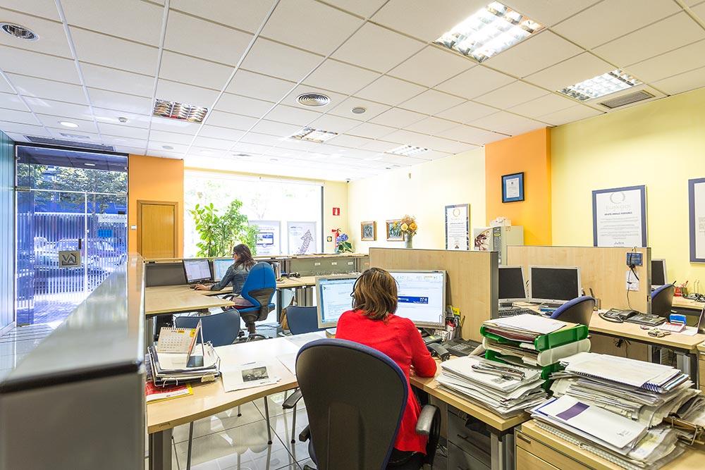 Mejoras en el servicio de asesoría laboral