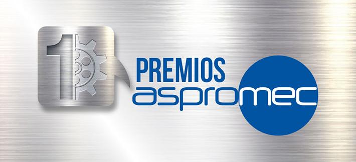ASPROMEC organiza sus primeros premios del sector mecanizado e industria 4.0.