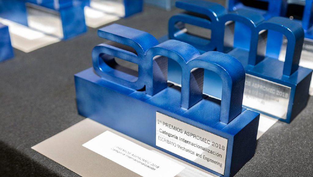 Premios ASPROMEC