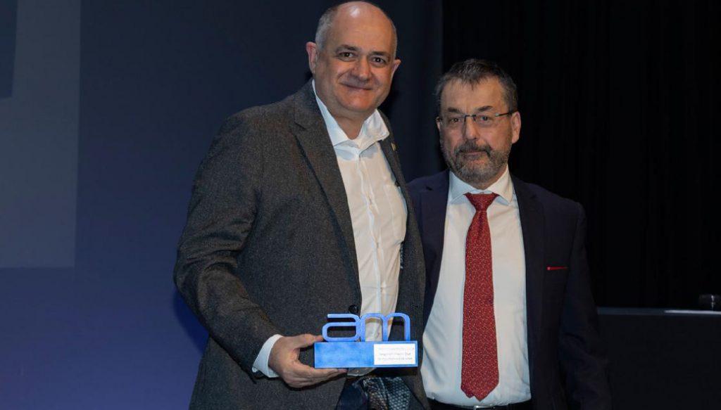Vadillo Asesores, presente en la ceremonia de entrega de los I Premios Aspromec en reconocimiento de la labor del sector del Mecanizado