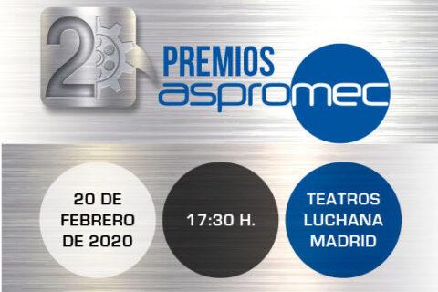 II Premios Aspromec