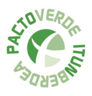 Logotipo pacto verde Vitoria-Gasteiz